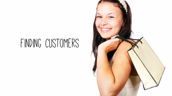 Finding the right customers | Dreamlife-Intl