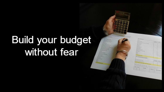 How to build a budget – things you can do