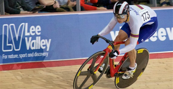 Track Cycling – biking on an oval