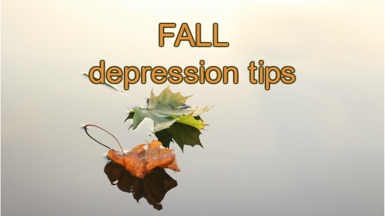 fall depression tips
