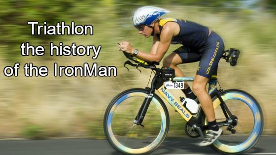 Ironman History – a triathlon history