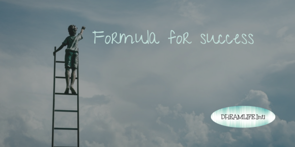 Einstein's Formula for Success – ready to copy
