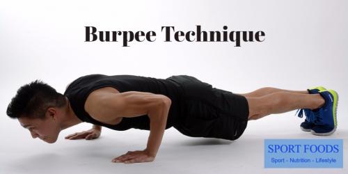 Burpee Technique