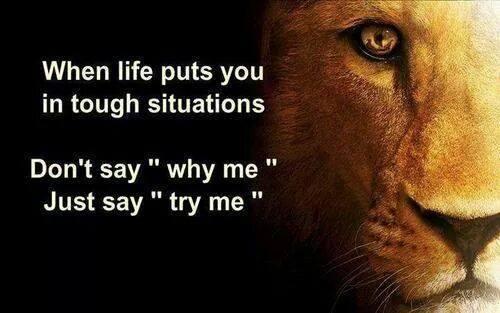 tough situations