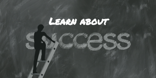 learn about success