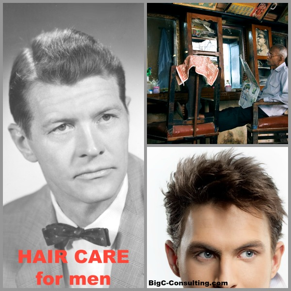Male Bad Hair Day: Hair Care For Men