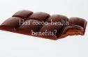 Has cocoa health benefits?
