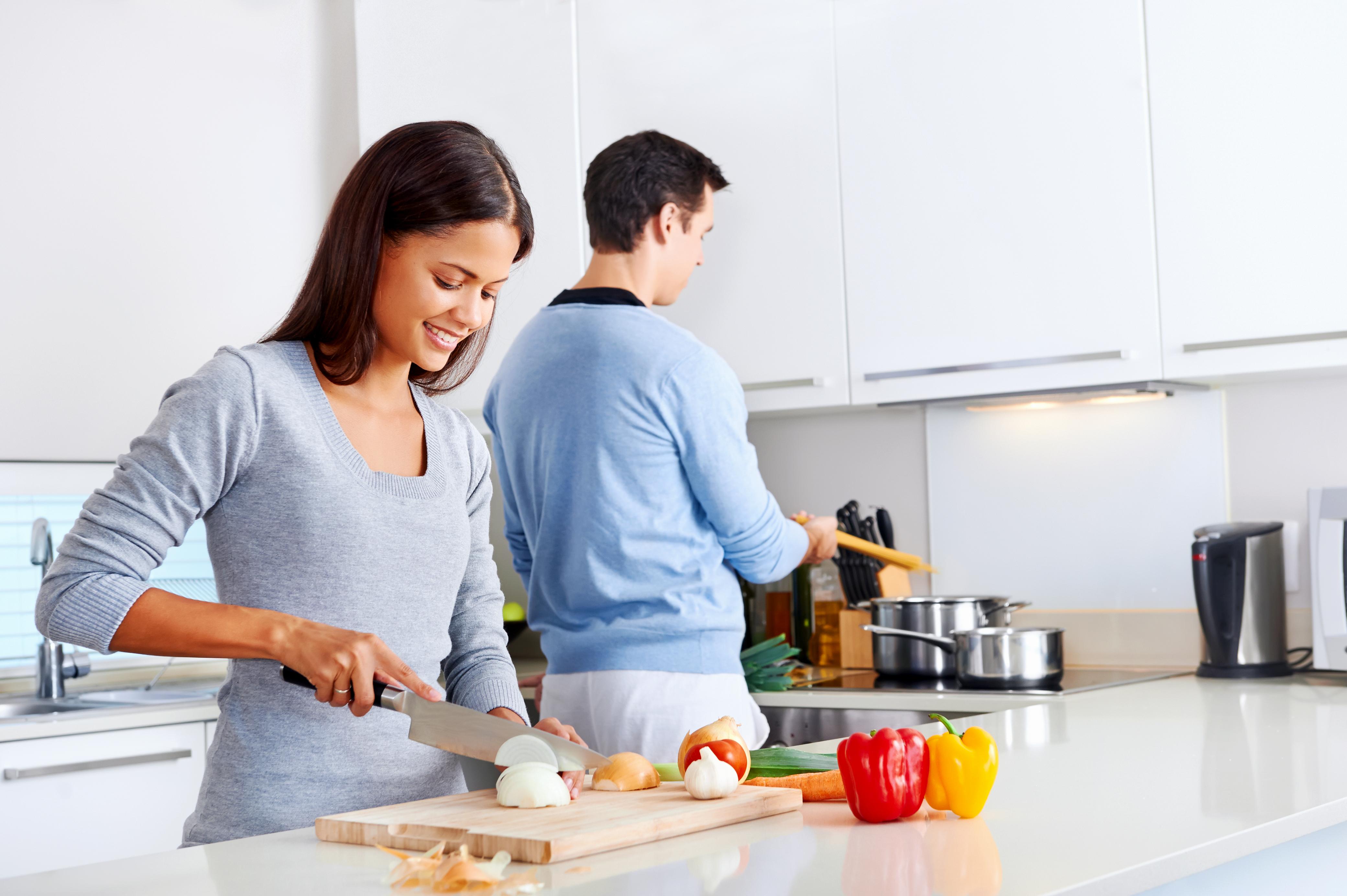healthy food taste great