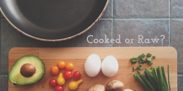 Cooked or raw? Which vegetables are more nutritious?