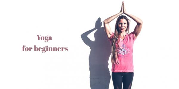Yoga for beginners – beginner moves