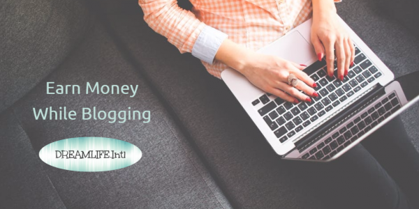Work from home & earn money with blogging