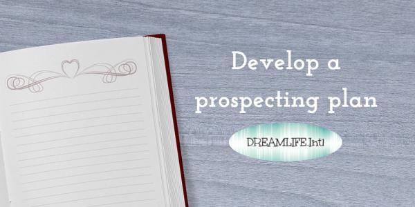 prospecting plan