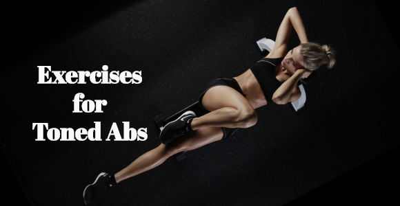 exercises for toned abs