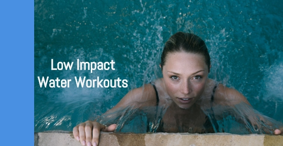 low impacts water workouts