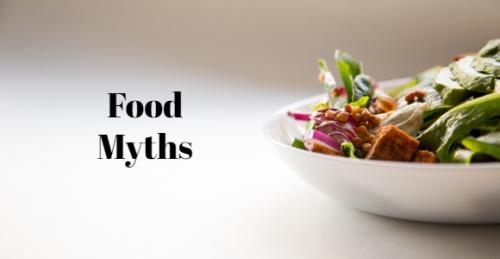 food myths
