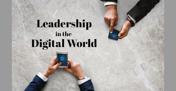 Leadership in the digital world